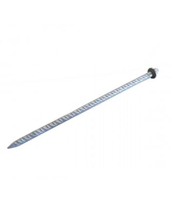 Pieux acier 80 cm