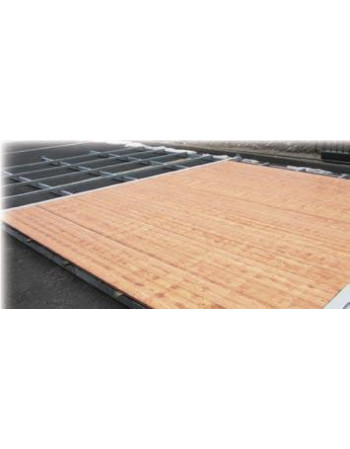 PLANCHER DE BAL + CHASSIS PAGODE 5 X 5