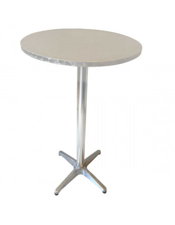 Table Ronde Inox Ø 60cm