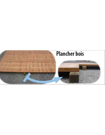 PLANCHER STAND PRO PLIANT 3X3