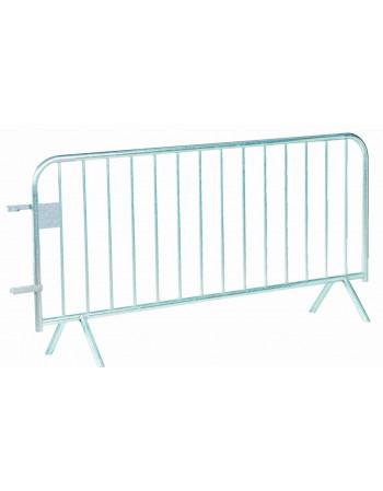 Barrière de police 14 barreaux