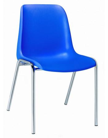 Chaise Parme bleu M4