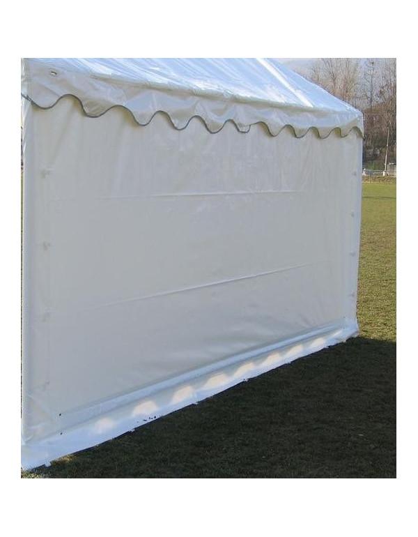 Barnum, tente de réception plein air 3x8 - 24m² - complète