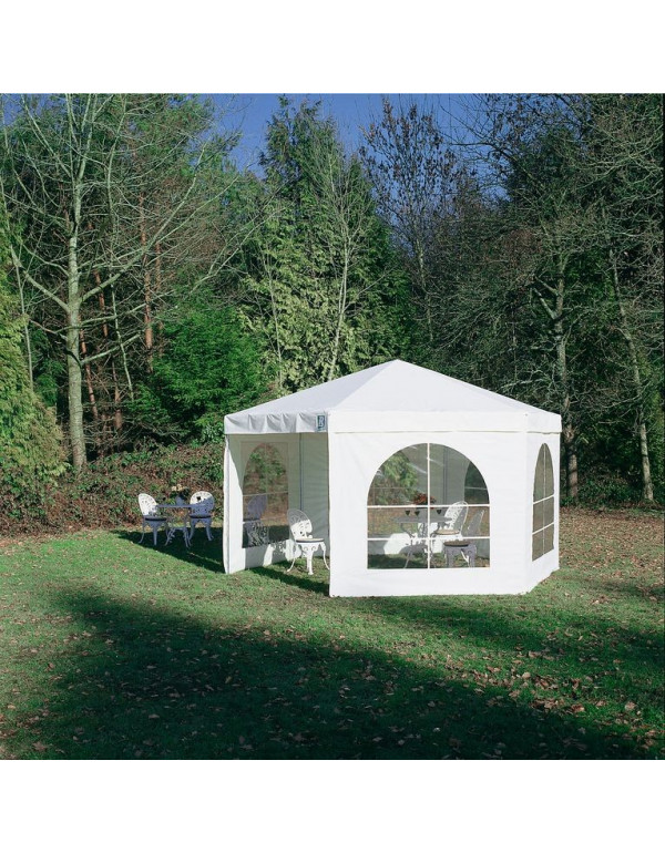 STAND HEXAGONAL 12,5 m2 COMPLET