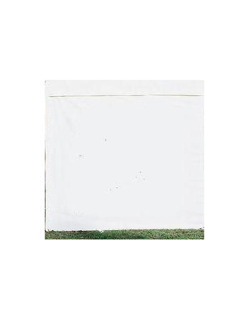 Rideau plein blanc  2,15 m