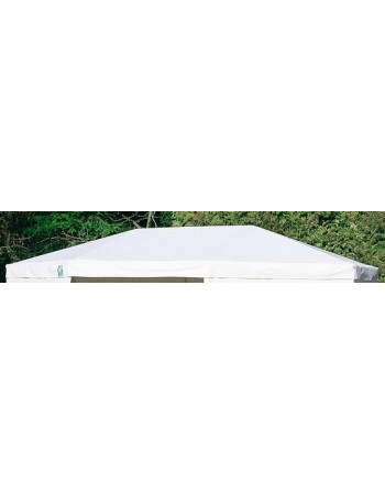 Toit blanc stand octogonal 22M²
