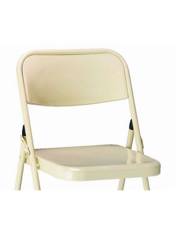 Chaise Prague beige