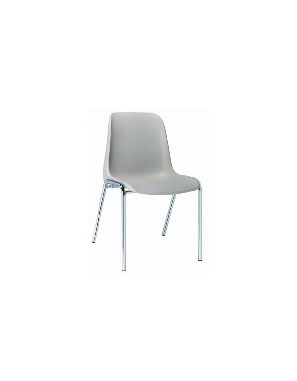 Chaise Parme grise M4