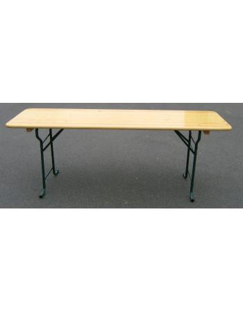 TABLE BRASSERIE TOLÈDE 200 X 70