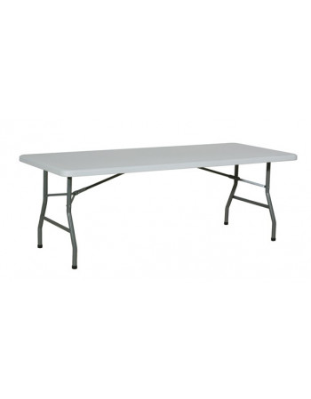 Table polyéthylène 183x76 cm