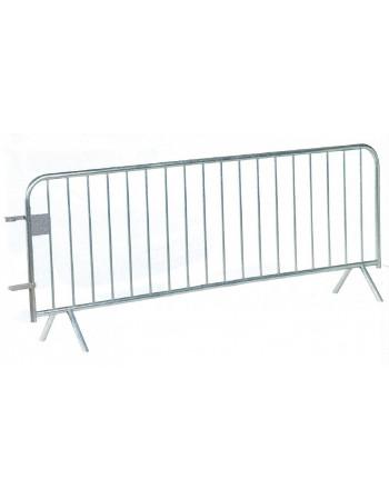 Barrière de police 18 barreaux