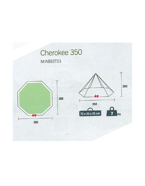 Tipi CHEROKEE 350