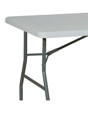 Table polyéthylène 220 x 76 cm