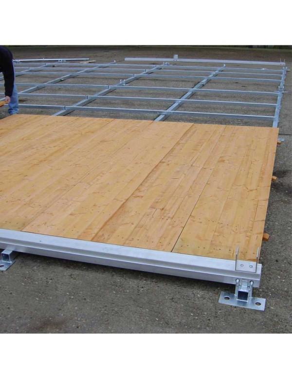 Plancher Module de base largeur 3 mètres
