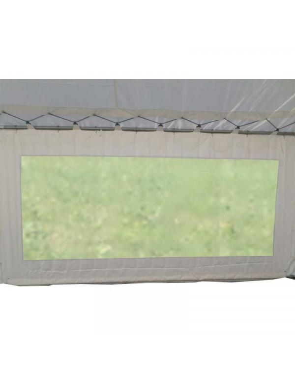 Rideau fenêtre rectangulaire 4 m