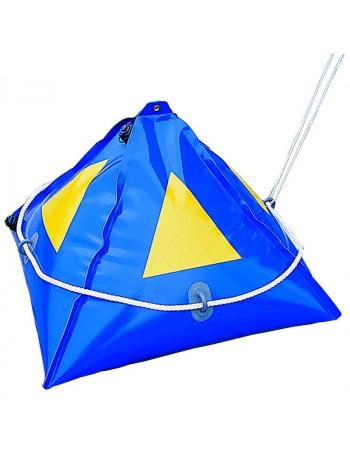 Sac de lestage pyramidale 112 Litres d'eau