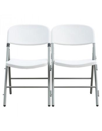 Chaise polyéthylène m2 non feu accrochable
