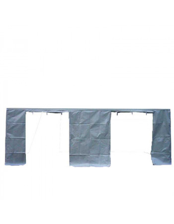 Rideau porte pour Stand Pro Pliant 6 m