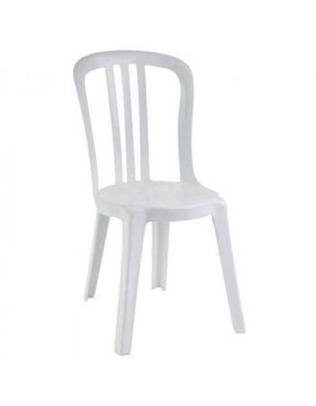 Chaise Miami Bistrot blanche