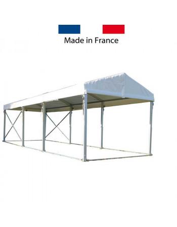 Tente de réception structure Alu 3 x 9 m Toit + Armature