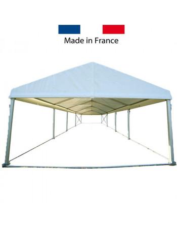 Tente de réception structure Alu 5 x 12 m Toit + armature