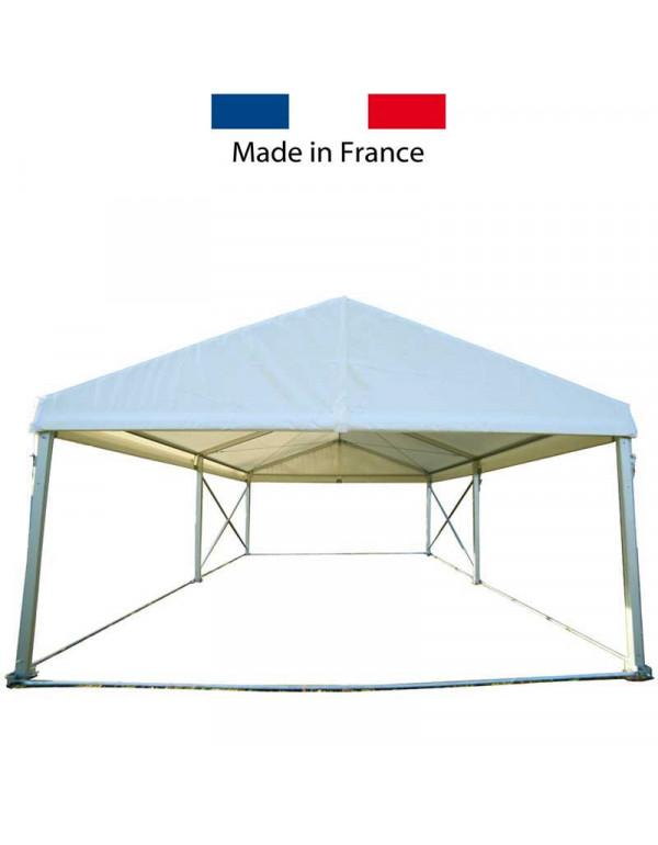 Tente de réception structure Alu 5 x 6 m Toit + armature