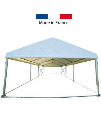Tente de réception structure Alu 5 x 9 m Toit + armature
