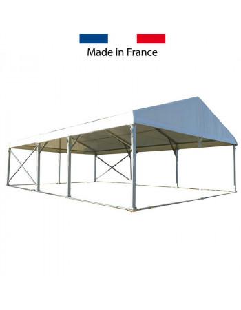 Tente de réception structure Alu 6 x 9 m Toit + armature