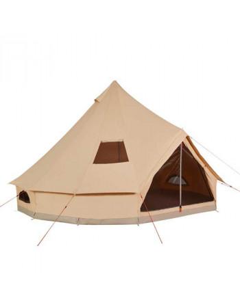 Tente tipi camping Gobi 8 face avant