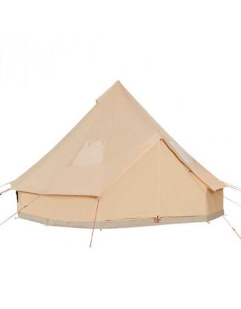 Tente tipi camping Gobi 8 arrière