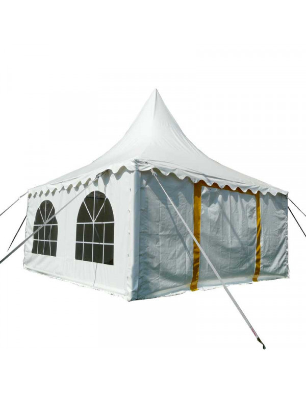 Stand Pagode 4 x 4 Complet 16 M²
