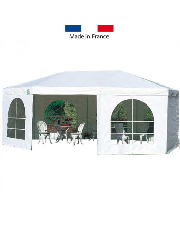 STAND OCTOGONAL 22 m² COMPLET