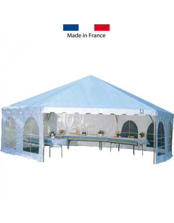 Stand Hexagonal 42 m² complet