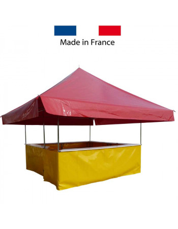STAND BUVETTE 4.50 X 4.50