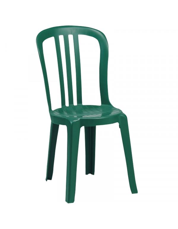 chaise miami noire