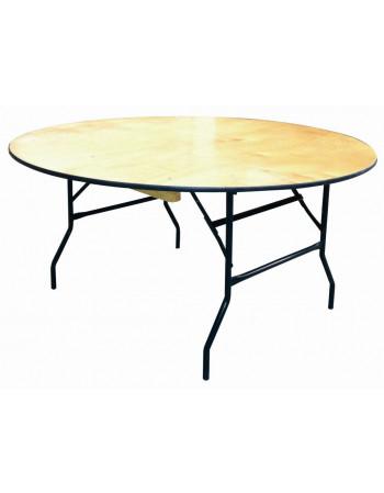 Table traiteur ronde Ø 152...