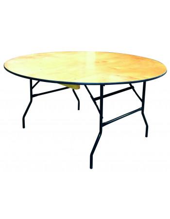 Table traiteur ronde Ø 183...