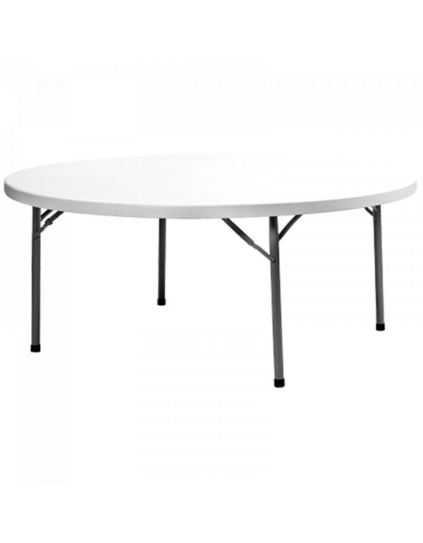 Table Ronde Diametre 180