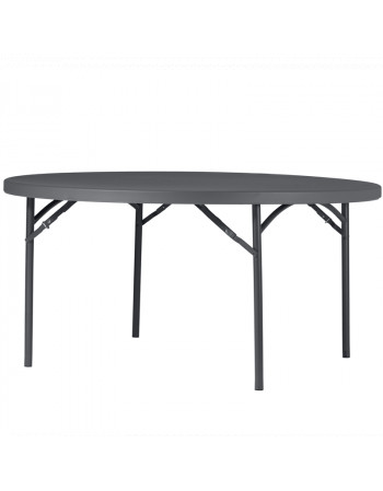 Table ronde pliante Ø 152 cm