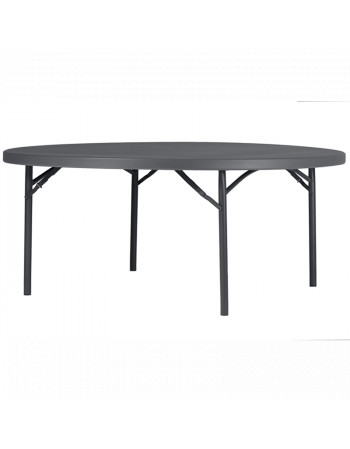 Table ronde pliante Ø 180 cm