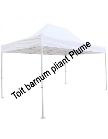 Toit barnum pliant Plume 3...