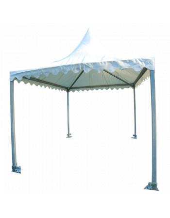 Tente Pagode Alu Garden - 3x3 - toit + armature