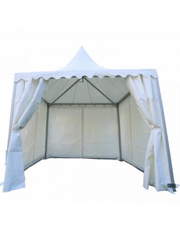 Tente Pagode Alu Garden - 3x3 - complète