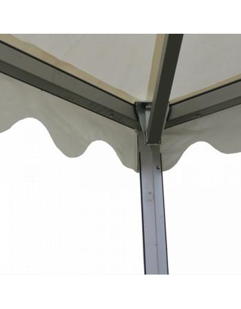 Tente-Pagode-Alu-Garden-croisillon-angle
