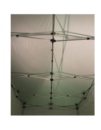 Barnum-pliant-Plume-3x6-toit-intérieur