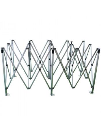 Armature barnum pliant 50 mm 3 x 6 m
