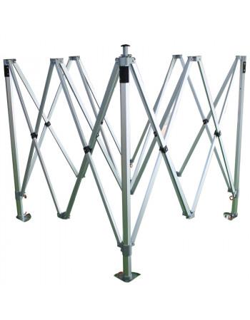 Armature barnum pliant 50 mm 4 x 4 m