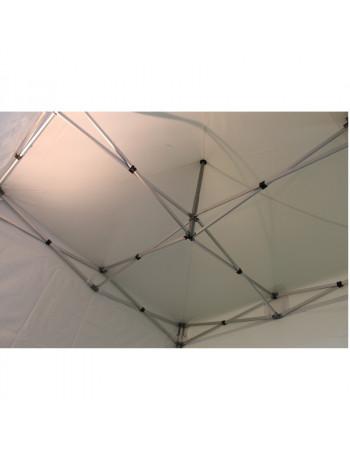 Barnum-pliant-Prestige-3x3-toit-intérieur