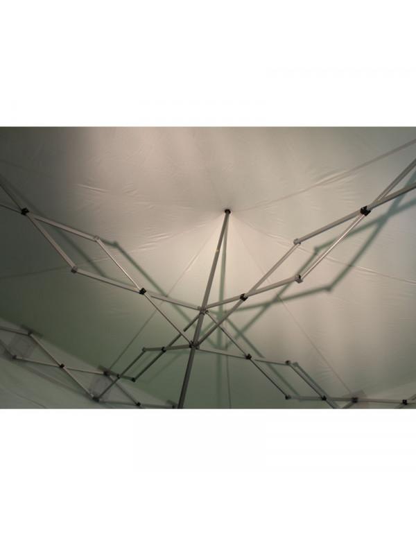 Barnum-pliant-Prestige-5x5-toit-intérieur