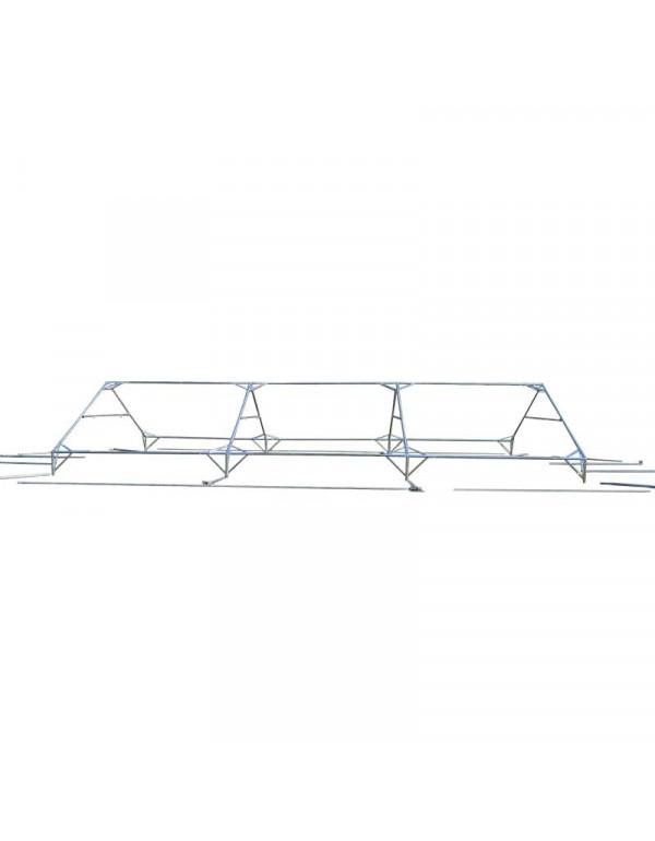 Armature tente réception 8x12